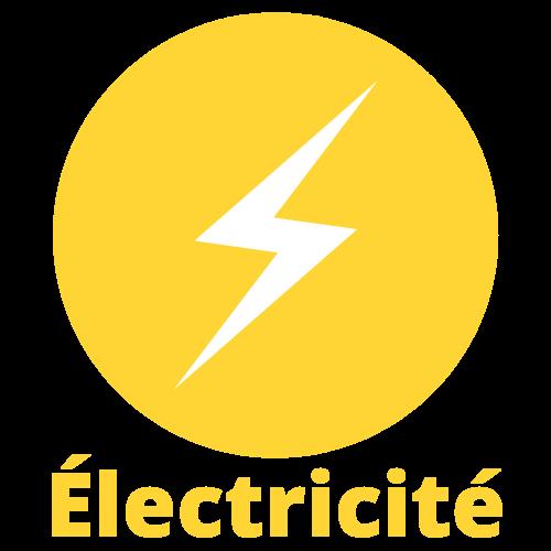 Icone Électricité