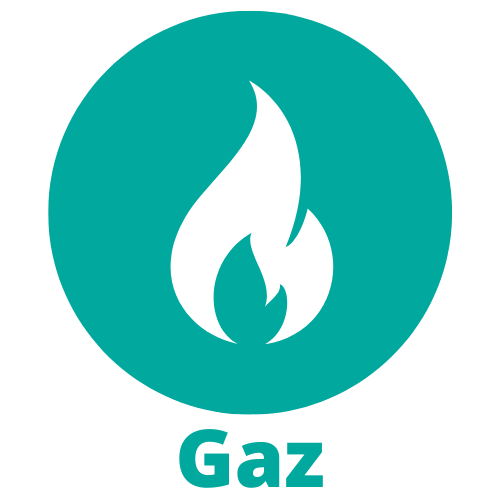Icone Gaz